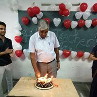 Celebrating 18th Teacher's Day