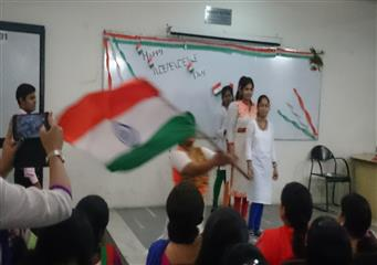 Celebrating 70th Independence Day